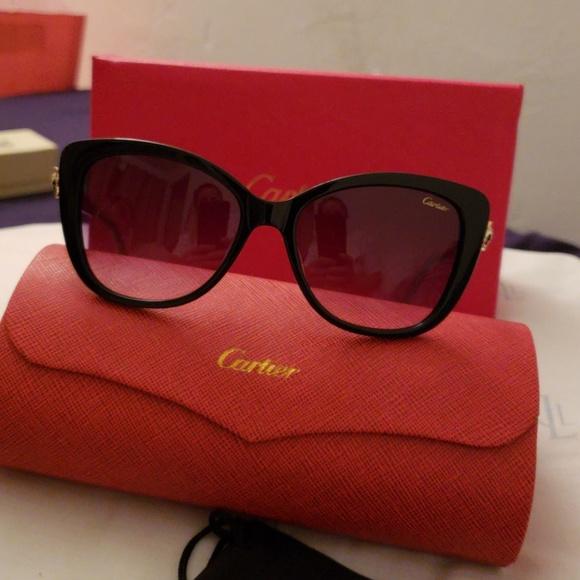 fc7e34b36bd1 Cartier Accessories - Authentic Cartier sunglasses